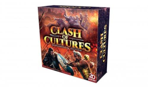 CLASH OF CULTURES // Informationen zur MONUMENTAL EDITION