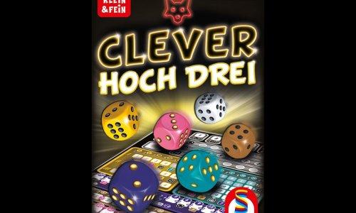 CLEVER HOCH DREI // online spielbar bei Schmidt Spiele