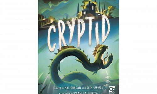 CRYPTID // erscheint 2021 bei Skellig Games