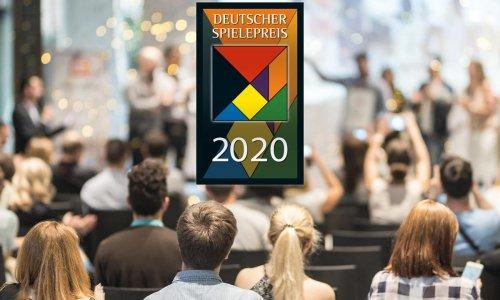 DEUTSCHER SPIELEPREIS 2020 // Abstimmung nun möglich