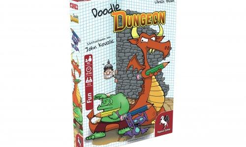 DOODLE DUNGEON // erscheint Ende 2020