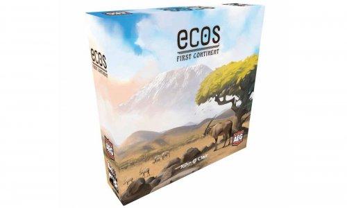 ECOS: DER ERSTE KONTINENT // deutsche Version jetzt zu kaufen
