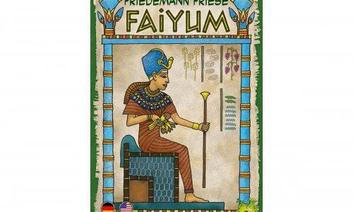 FAIYUM // 2F Spiele veröffentlicht Neuheit
