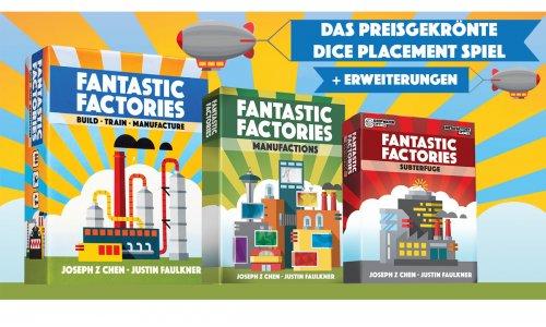 CROWDFUNDING  // Fantastic Factories auf Deutsch