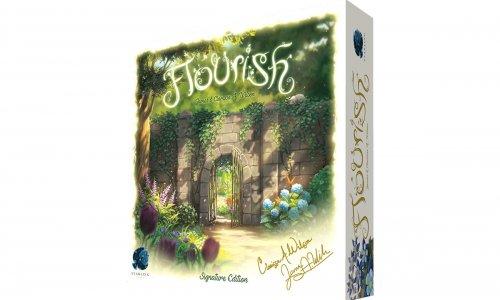 FLOURISH // Neuheit von Starling Games