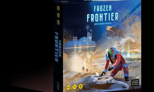 FROZEN FRONTIERS // soll 2020 bei Cosmodrome Games erscheinen