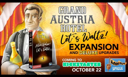 KICKSTARTER // Grand Austria Hotel Erweiterung angekündigt