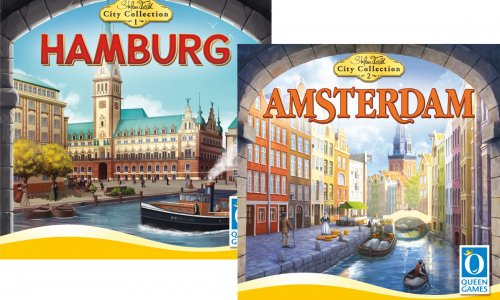 HAMBURG + AMSTERDAM // STEFAN FELD CITY COLLECTION für 2021 angekündigt