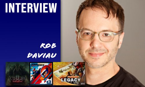 INTERVIEW // ROB DAVIAU