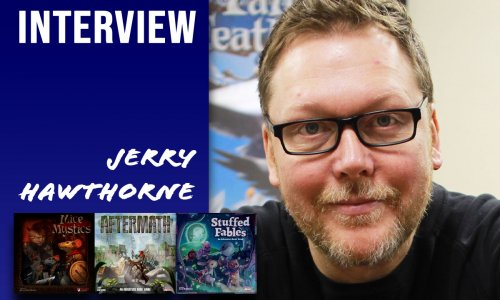BSN INTERVIEW // Jerry Hawthorne