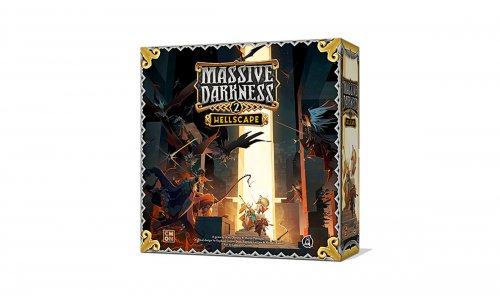 MASSIVE DARKNESS 2: HELLSCAPE // ab 4. August auf Kickstarter