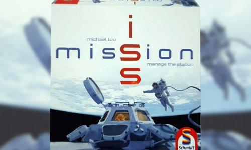 MISSION ISS // Erscheint bei Schmidt Spiele 2021