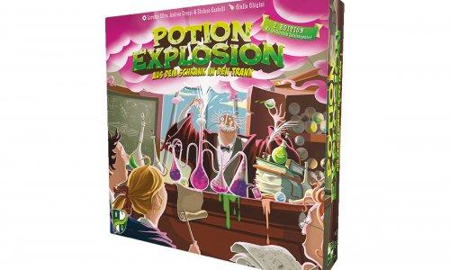 POTION EXPLOSION // 2. Edition erschienen