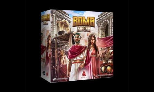ROMA MAGNA // startet in Kürze auf Kickstarter