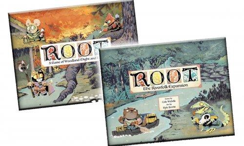ROOT // Spiel + Erweiterung wieder verfügbar