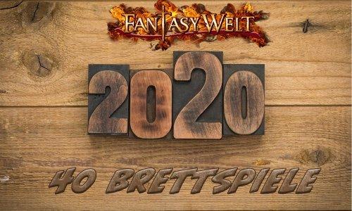FANATSYWELT.de // TOP Brettspiele 2020