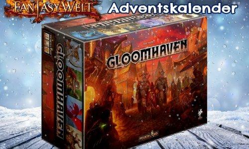 ANGEBOT // TAG 13 - 2020 - GLOOMHAVEN 3. Edition