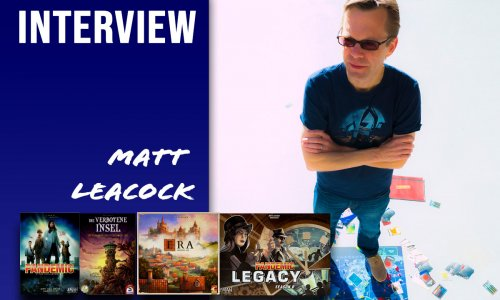 INTERVIEW // Matt Leacock