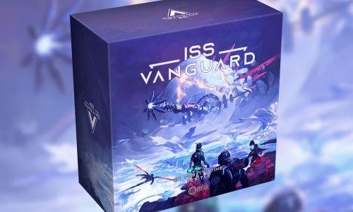 ISS VANGUARD // auf Gamefound gestartet