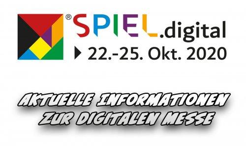 SPIEL.DIGITAL // aktuelle Informationen zur Messe