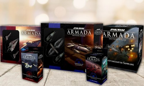 STAR WARS: ARMADA // Nachschub bald im Handel