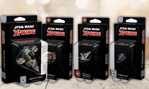 STAR WARS: X-WING // Neuer Schwung für die 2. Edition