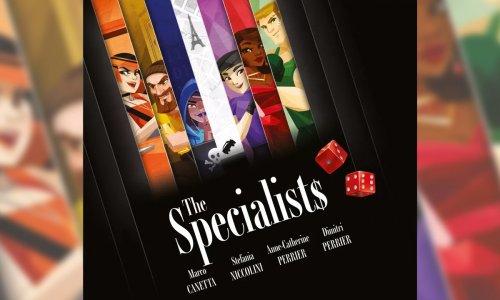 KICKSTARTER // The Specialists ist aktuell zu fördern