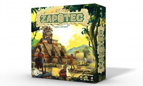 ZAPOTEC // Erscheint 2021 bei Board & Dice