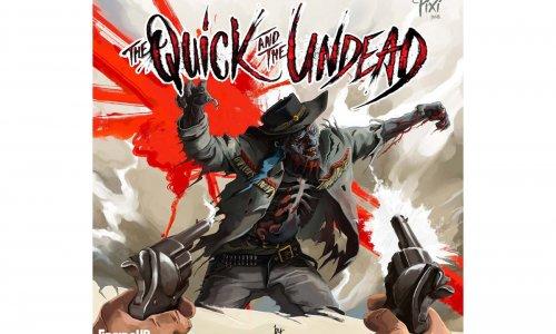 THE QUICK AND THE UNDEAD // Erscheint 2020 bei Inside Up Games