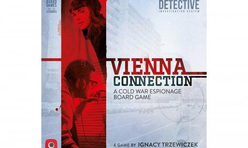 VIENNA CONNECTION // Erscheint 2021 bei Portal Games