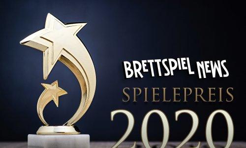 BRETTSPIEL-NEWS SPIELEPREIS 2020 // nur noch kurze Zeit abstimmen!