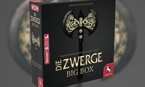 DIE ZWERGE BIG BOX // erscheint im März 2021