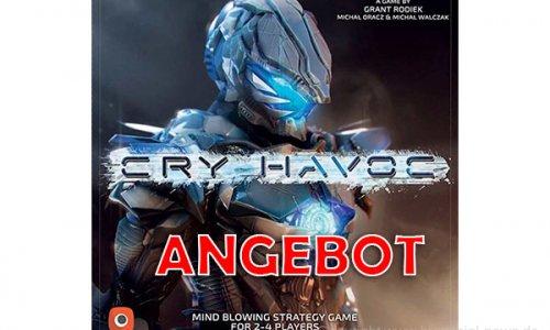 ANGEBOT // Cry Havoc aktuell mit 51% Rabatt zu kaufen