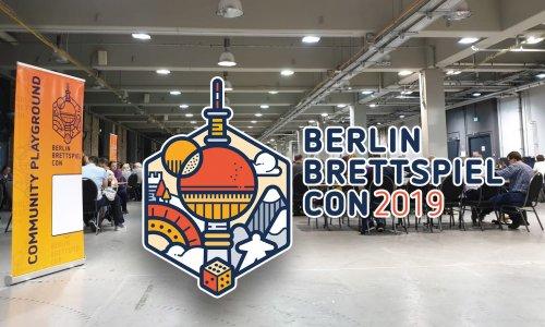 BERLIN CON // Entspannter Start in das Wochenende: Tag 1