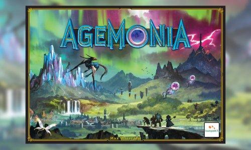 AGEMONIA // Kickstarter Ankündigung