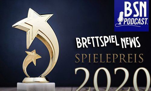BSN Podcast #9 // Eure Top 30 Brettspiele 2020