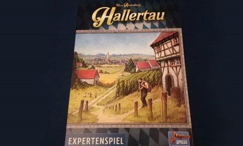 HALLERTAU // Bilder vom Spiel