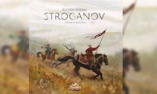 STROGANOV // nächstes Spiel von GAME BREWER
