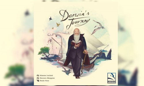 DARWIN'S JOURNEY // Bei Kickstarter