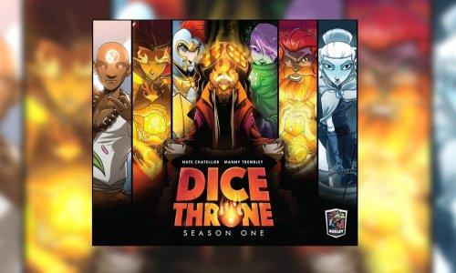 DICE THRONE // in der Spieleschmiede gestartet