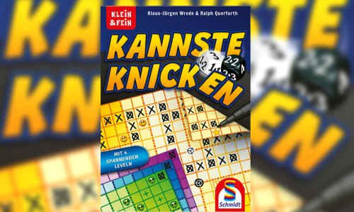KANNSTE KNICKEN // erscheint bei SCHMIDT SPIELE