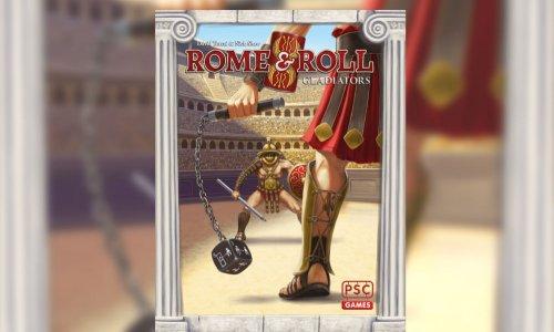 ROME & ROLL // GLADIATORS Erweiterung angekündigt