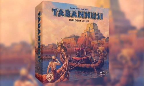 TABANNUSI // BOARD&DICE 2021/22 Neuheit