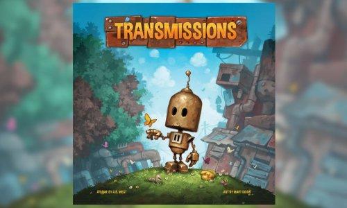 TRANSMISSIONS // Kickstarter 2021
