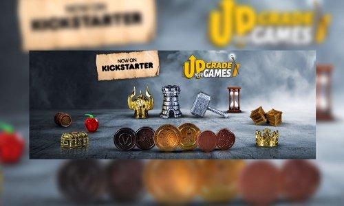 UPGRADE YOUR GAME SEASON 2 // auf Kickstarter