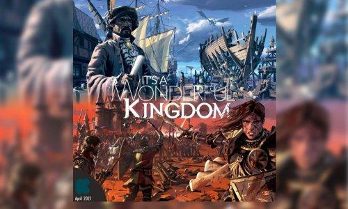 IT'S A WONDERFUL KINGDOM // Kickstarter Kampagne angekündigt