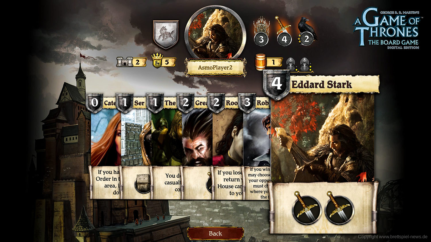 A Game of Thrones The Board Game Digital Edition Screenshot 6