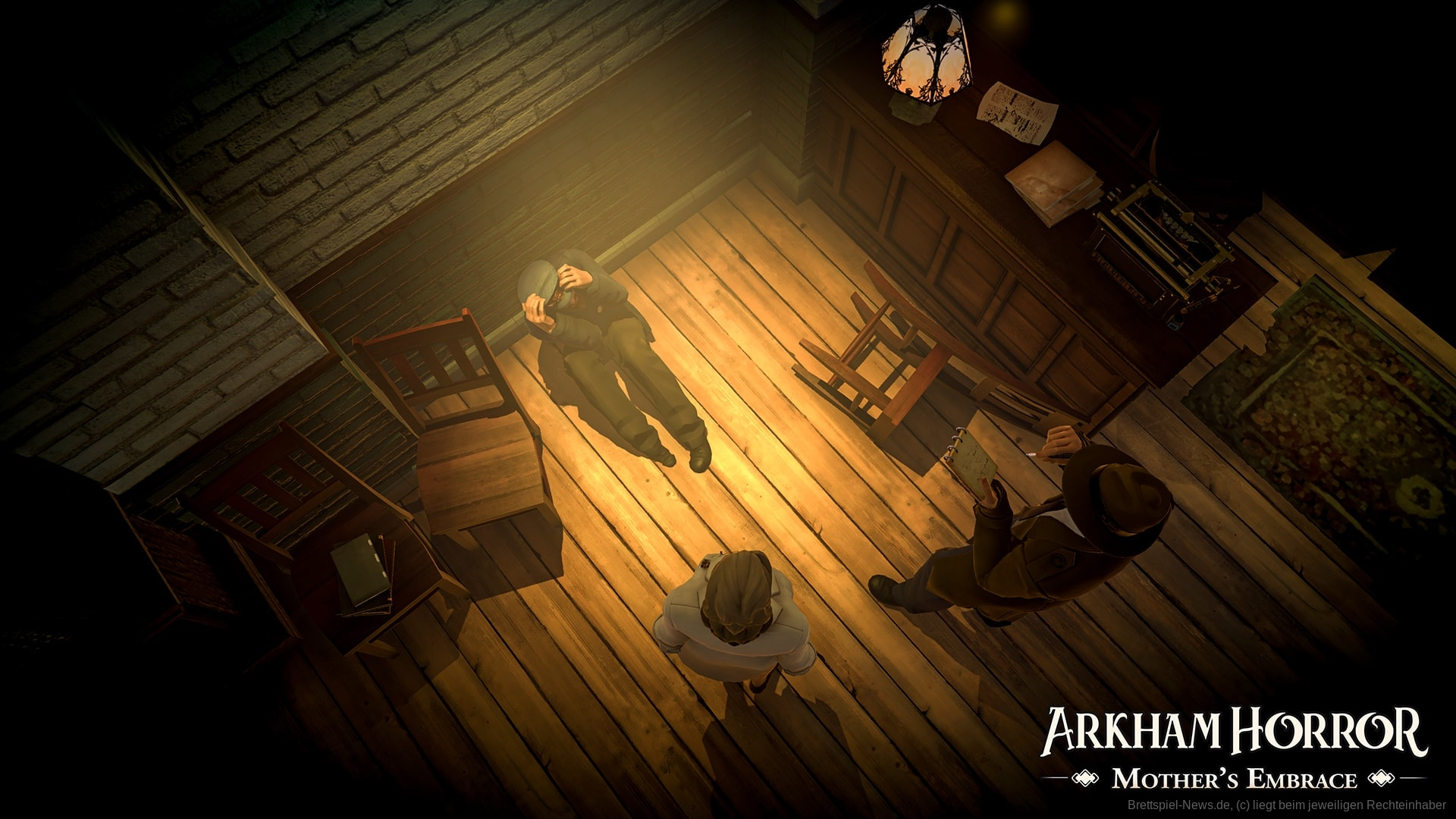 Arkham Horror Mothers Embrace screenshot 4