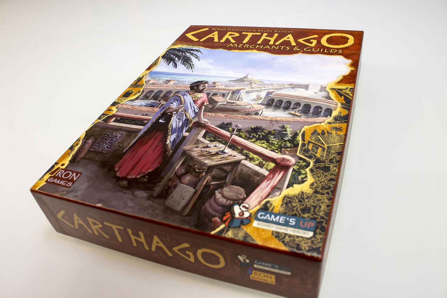 Carthago - Merchants & Guilds angespielt