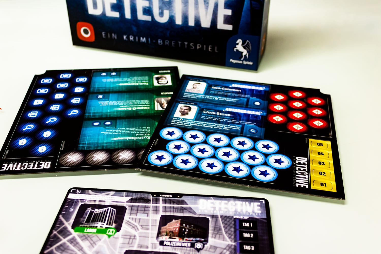Detective Spiel